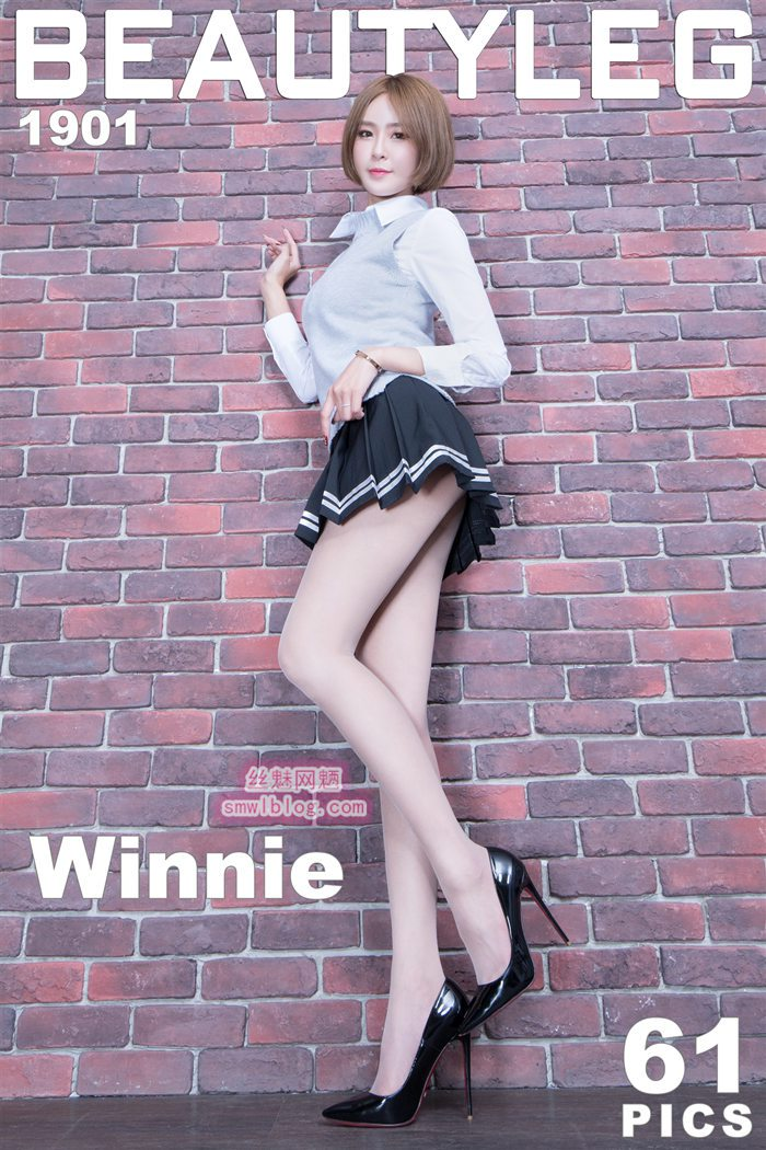 [Beautyleg]美腿寫真 2020.03.30 No.1901 Winnie[61P/537M]